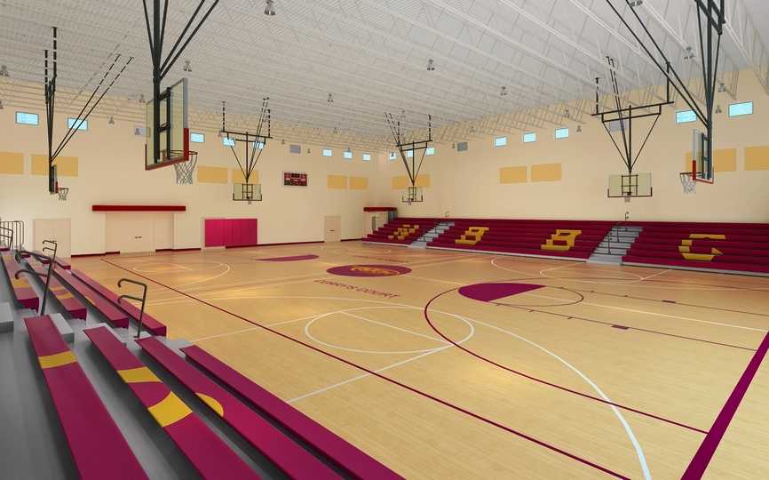 0610 Basketball Court c1-2ta